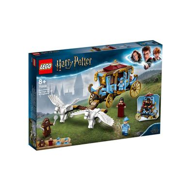 LEGO樂高哈利波特系列beauxbatons的馬車:抵達霍格沃茨75958