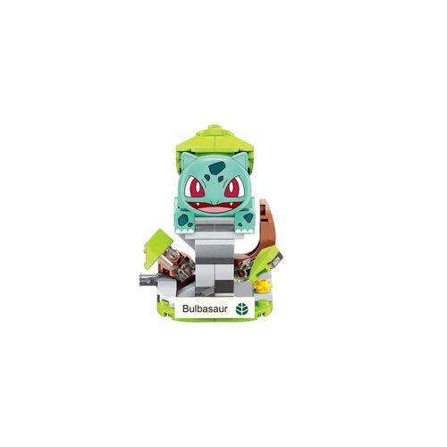 Qman Keeppley  迷你妙蛙種子及精靈球造型積木