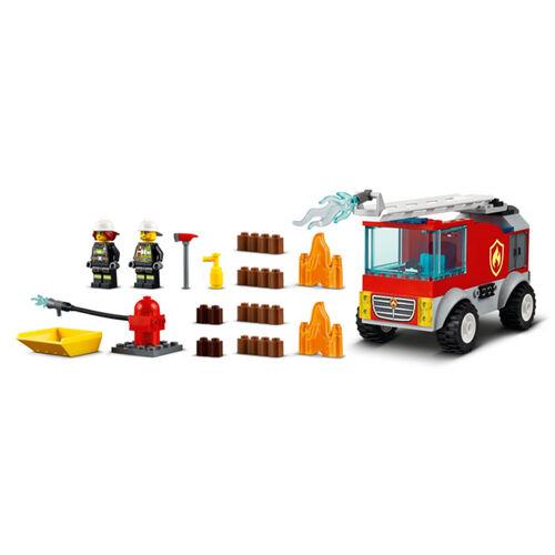 LEGO樂高城市系列 雲梯消防車 - 60280
