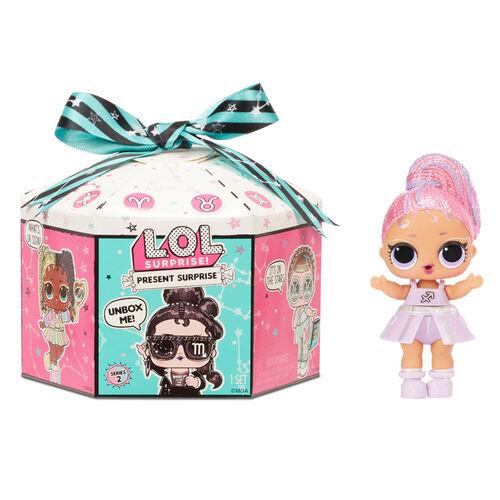 L.O.L. Surprise! 驚喜寶貝 驚喜禮物娃娃 [12星座] - 隨機發貨