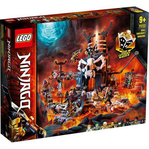 LEGO 骷髏魔法師的地牢 71722