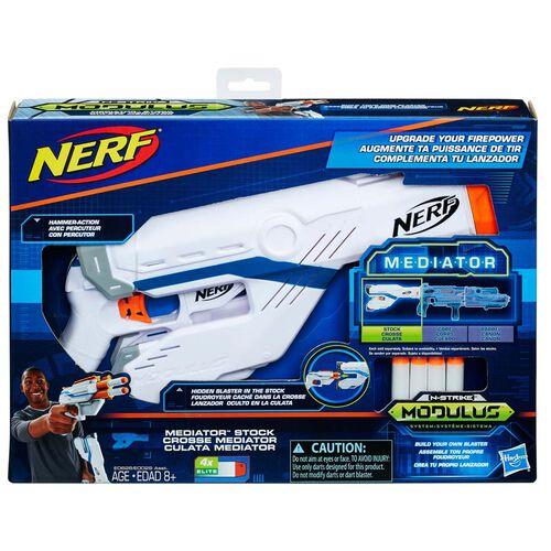NERF熱火 無極組合系列 發射器配件升級套裝 - 隨機發貨