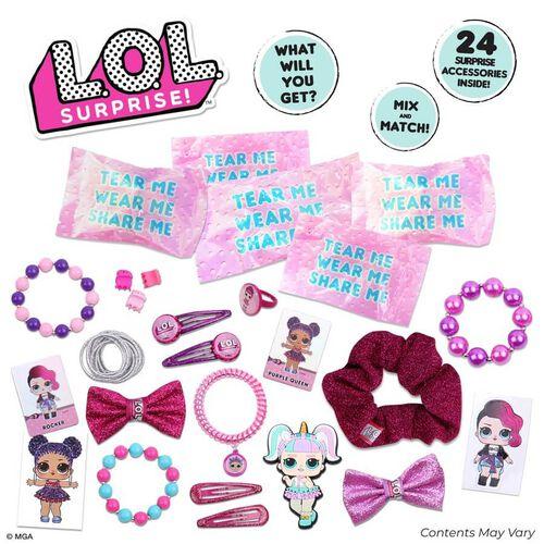 L.O.L. Surprise! Jewellery Box And Fashion Accessories