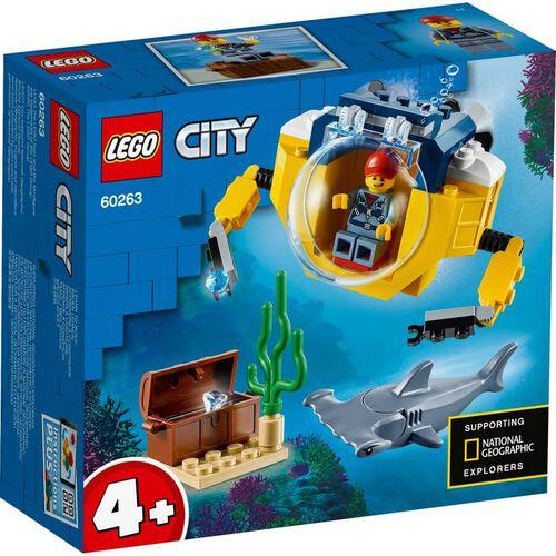 LEGO 海洋小潛艇 60263