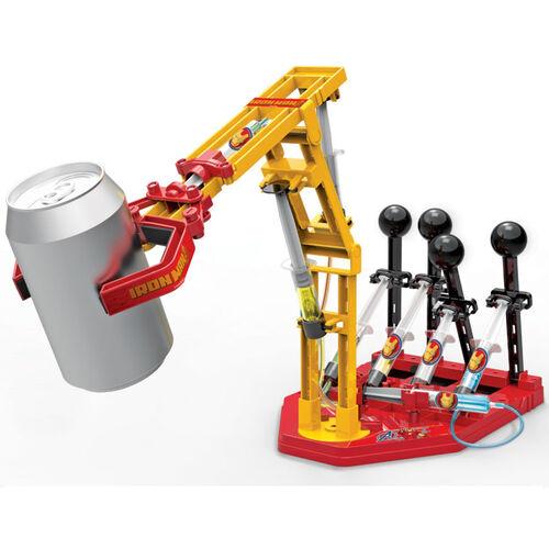 4M 漫威復仇者聯盟液壓機械大手臂