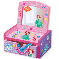 4M 迪士尼公主系列 - 小魚仙艾莉奧魔鏡盒