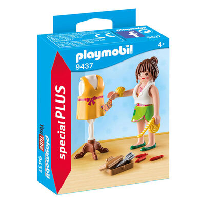 Playmobil摩比世界時裝設計師