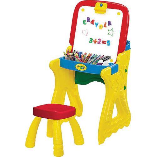 Crayola繪兒樂 繪畫桌椅組合