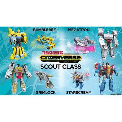 Transformers變形金剛斯比頓傳奇偵察級別玩偶 - 隨機發貨