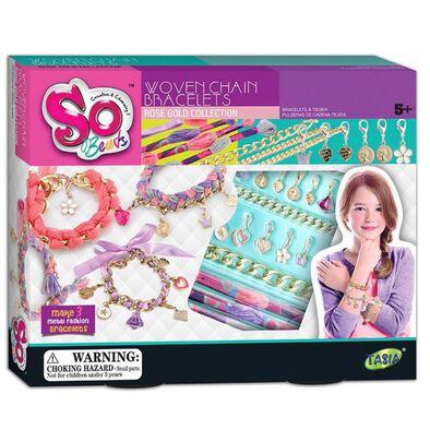 So Beads 女士手鍊製作組合