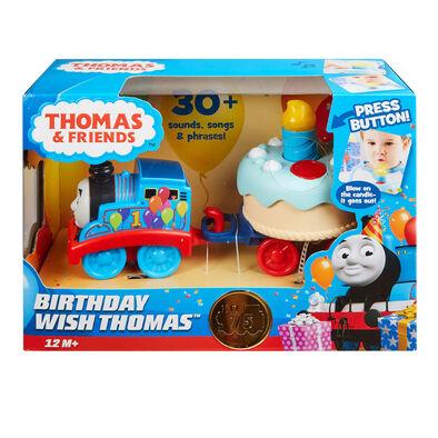 Thomas And Friends 湯瑪士生日小火車