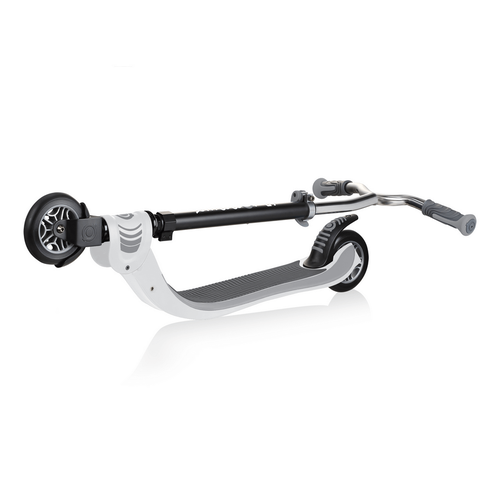 Globber高樂寶 可折疊 125 兩輪滑板車 (白色和黑色)