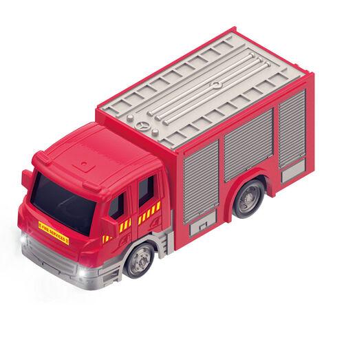 Konsept 1:72 遙控香港消防搶救車