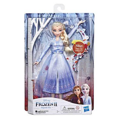 Disney Frozen迪士尼魔雪奇緣 2 歌唱玩偶系列 - 隨機發貨