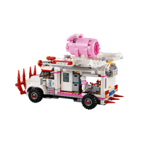 LEGO Monkie Kid 朱大廚移動釘耙車 80009