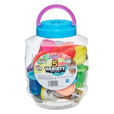 Play-Doh培樂多 史萊姆和培樂多泡泡