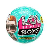 L.O.L. Surprise!驚喜寶貝 驚喜男孩(第4代) - 隨機發貨