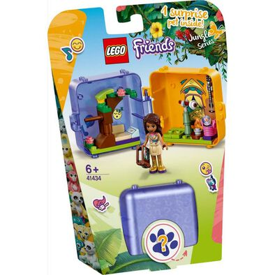 LEGO Friends Andrea 森林遊戲寶盒 41434