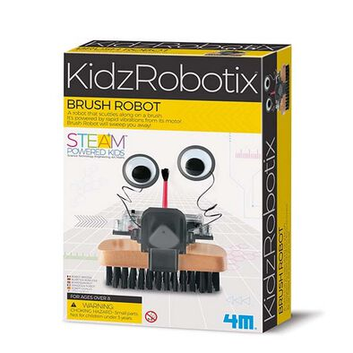 4M Kidzrobotix Brush Robot