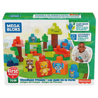 Mega Bloks First Builders Friendly Forest