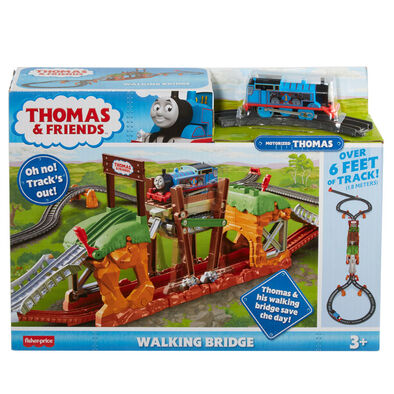 Thomas And Friends Walking Bridge Conent