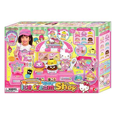 Sanrio三麗鷗 Characters疊疊冰淇淋套装玩具