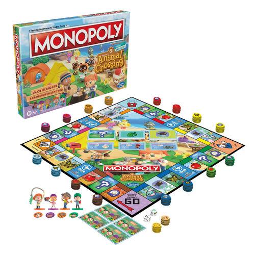 Monopoly大富翁 集合啦!動物森友會