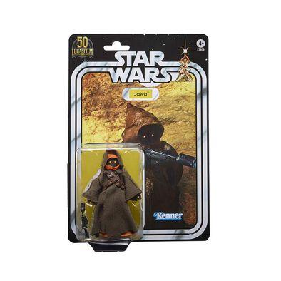 Star Wars 星球大戰 Black Series Jawa