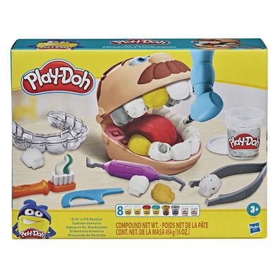 Play-Doh培樂多 鑲金小牙醫