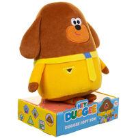 Hey Duggee Golded Bear Hey Duggee Duggee Soft Toy