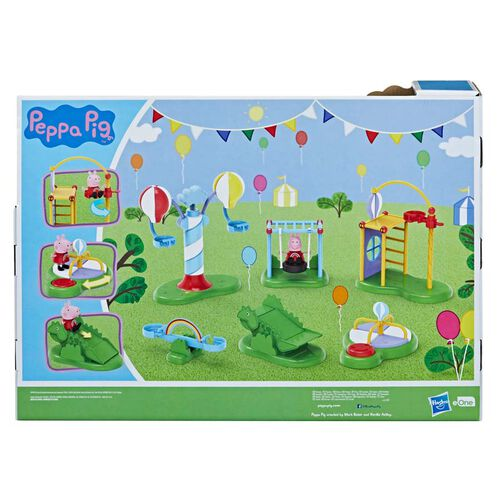 Peppa Pig粉紅豬小妹 Peppa 的氣球公園
