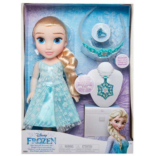 Disney Princess迪士尼公主 魔雪奇緣 愛莎玩偶
