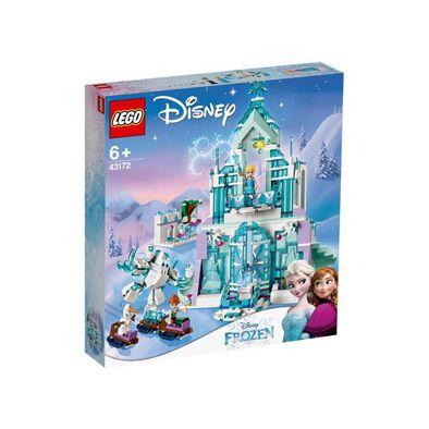 LEGO樂高魔雪奇緣城堡 43172