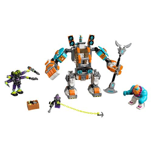 LEGO 沙大力的重裝載機機甲 80025