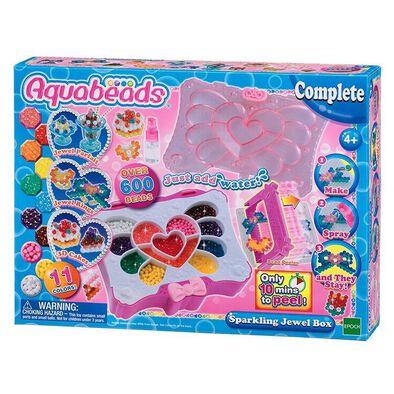 Aquabeads水霧魔珠 閃礫珠寶套裝