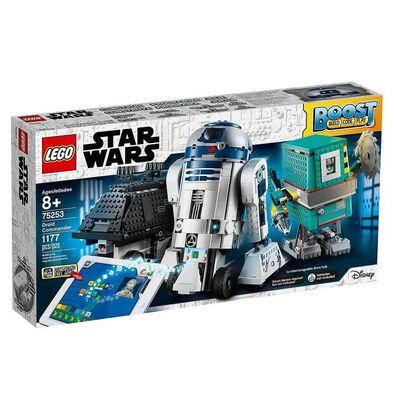 LEGO樂高星際大戰系列機器人指揮 75253