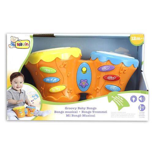 Bru Infant & Preschool 聲光非洲鼓