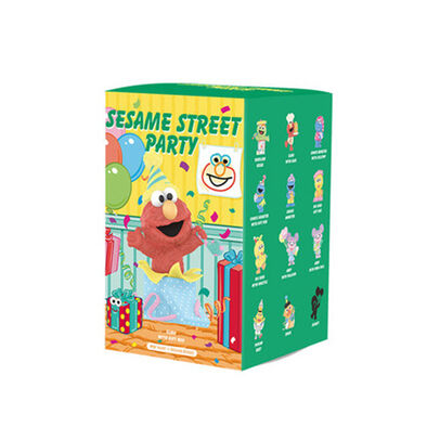 Pop Mart Sesame Street Party - Assorted