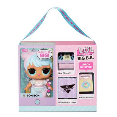 L.O.L. Surprise Big B.B. Doll - Assorted