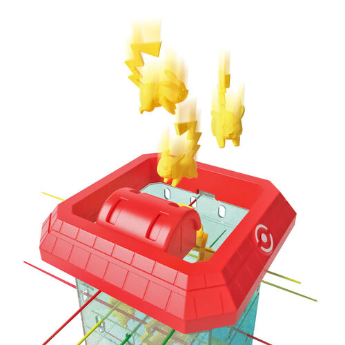 Mattel Games美泰兒遊戲  快落比卡超大挑戰