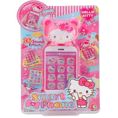 Sanrio三麗鷗 Hello Kitty小熊智能玩具電話