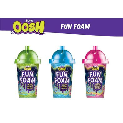 Zuru Oosh系列軟軟樂趣味泡泡裝 隨機發貨