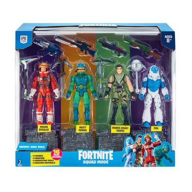 Fortnite要塞英雄 小隊模式