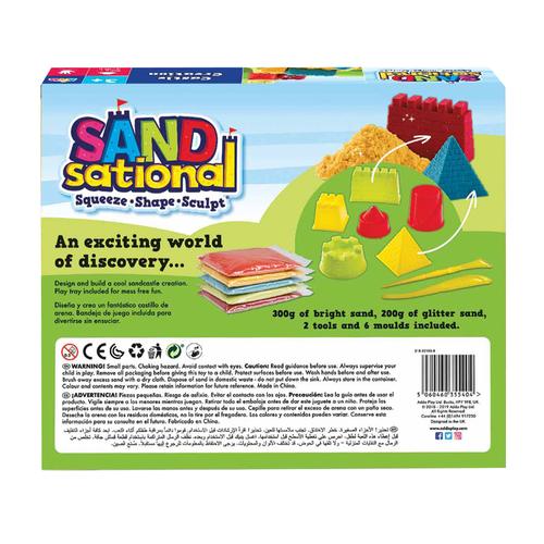 Sandsational城堡創作套裝