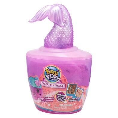Pikmi Pops Surprise!棒棒集趣堂 甜蜜驚喜香水樽系列二-毛絨美人魚 隨機發貨