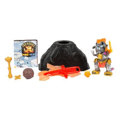 Treasure X寶藏x大冒險 S4-火與冰單件裝