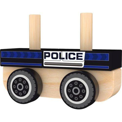 J'Adore疊疊警車