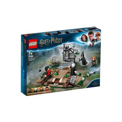 LEGO樂高哈利波特系列伏地魔的崛起 75965