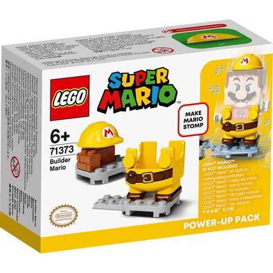 LEGO Super Mario Builder Mario 升級換裝 71373