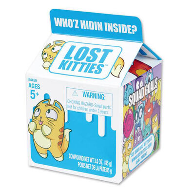 Lost Kitties盲盒 - 隨機發貨